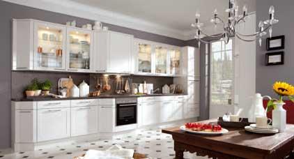 Die Landhaus Küche
