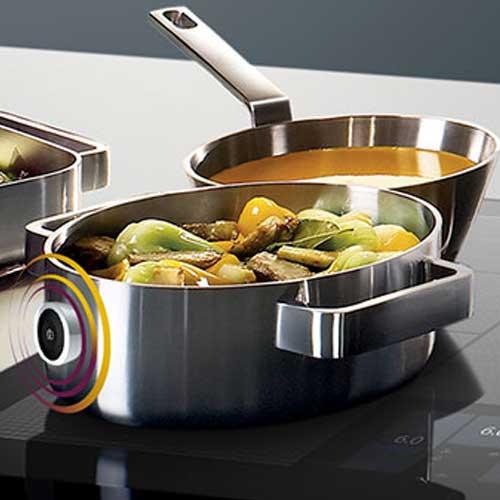 Die modernen Kochfelder von siemens verfügen über viele praktische Funktionen.