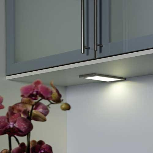 Mit attraktiven wie hochwertigen LED-Unterbauleuchten bereichert Vogt erneut sein Angebot.
